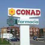 conad + farmacia soliani